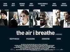 THE AIR I BREATHE Movie POSTER 27x40 UK Sarah Michelle Gellar Kevin Bacon
