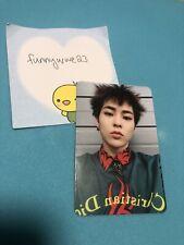 EXO Tempo Official Photocard - Xiumin