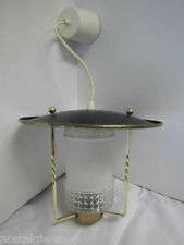 des années 1950 60er lampe lanterne lampe suspendue plafonnier années 50 60s
