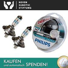 Philips X-tremeVision Plus +130% H7 Scheinwerferlampe Birne 2er-Set Doppelpack