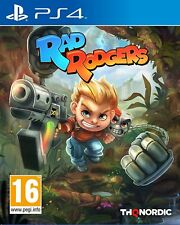 Rad Rodgers World One Ps4 Released 26th September
