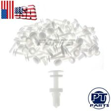 50 x Push Type Door Trim Panel Retainer Clip For GMC Chevrolet K1500 K2500 K3500