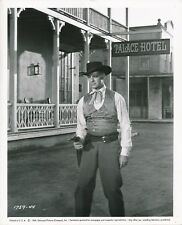 RORY CALHOUN Cowboy Gun Slinger Original Vintage 1954 DAWN AT SOCORRO Photo