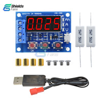 HW-586 Li-ion Lithium Battery Capacity Meter Tester Lithium Battery USB Cable