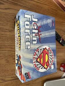 1999 Action JOHN FORCE Superman Castrol GTX NHRA  Funny Car 1/24 Scale Mustang