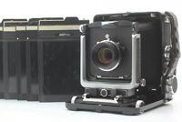 New Bellows! 【MINT】 WISTA 45D, 4x5 Cut Holder, Symmar-S 135mm f5.6 from JAPAN