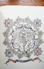 A.W. PUGIN 15th and 16th Century Ornaments Gothic Architecture Decoration Design