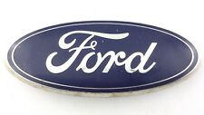 Ford Plastic Oval Emblem Car Truck Logo Made in Mexico 9in 23cm Q471