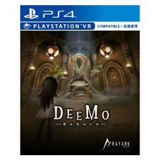 Deemo Reborn PlayStation PS4 PSVR 2019 English Chinese Factory Sealed