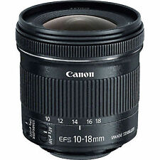 Auto & Manual Zoom Wide Angle Lenses for Canon Cameras