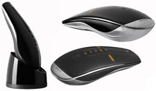 LOGITECH MX AIR MOUSE SET RECHARGEABLE CORDLESS WIRELESS GYROSCOPIC UK VERSION.*