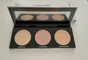 Lancome Dual Finish Highlighter Palette Holiday New With Box