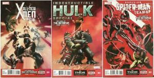 Arms of the Octopus: X-Men/Indestructible Hulk/Superior Spider-Man (2013) VF/NM