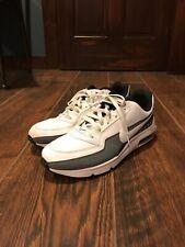 Nike Air Max LTD 3 Shoes-White Black Cool Grey gray Mens size 11 #687977 105