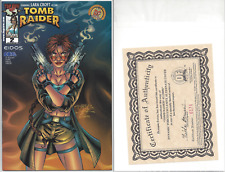 Tomb Raider: The Series #2 ~ Dynamic Forces Exclusive Arms Crossed Edition!! NM-