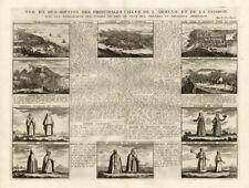 Antique Print-ARMENIA-GEORGIA-RUSSIA-Chatelain-1732