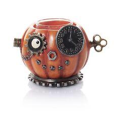 Yankee Candle Steam Punkin Pumpkin Tea Light Holder New 2015 Halloween