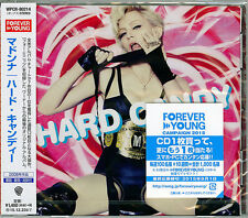 MADONNA-HARD CANDY-JAPAN CD C68