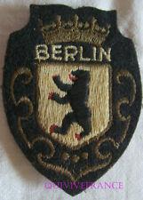 IN20215 - tissu PATCH ECUSSON BERLIN