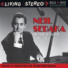 Neil Sedaka - In the Studio 1958-1962:2 [New CD]