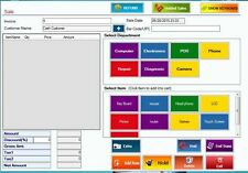 Repair  SHOP (Phone / PC /Game )  software For workorder  : Download Link ONLY