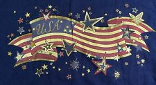 USA American Flag T-Shirt Stone Mountain Park