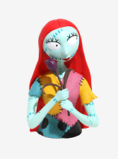 Disney Nightmare Before Christmas Gothic Sally Bust Coin Bank Halloween