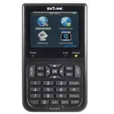 SATLINK WS-6915 HD 3.5 Inch LCD DVB-T Digital Satellite Signal Finder Meter New