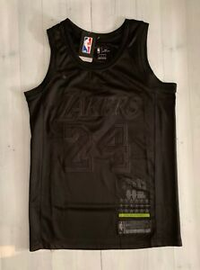 Kobe Bryant Lakers Jersey BlackOut All Black MVP Finals Champion - Must Have !!