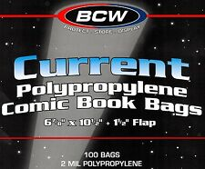 300 Current Modern Bags and Boards - Industry Standard Comic Storage