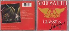 Aerosmith - Classics Live!, Vol. 2  (CD, Aug-1993, Columbia (USA)) REMASTERED