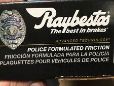 Raybestos ATD1159P Front Super Premium Semi Metallic Brake Pads