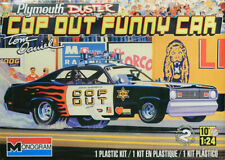 Revell USA Reve14093 Cop-out 1/24