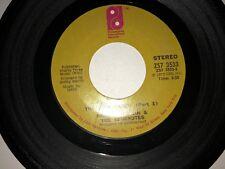 """HAROLD MELVIN The Love I Lost Pt.1 & Pt.2 PHILADELPHIA 3533 45 VINYL 7"""" RECORD"""