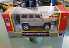 MERCEDES BENZ 300 GD (SUPER FRICTION 4X4)  (1:32 SCALE)