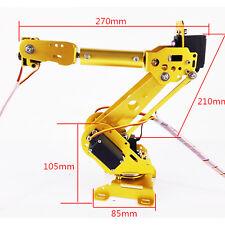 Robot Axis 6 Arm ABB Industrial Mechanical Robot Arm Free Manipulator + Servos
