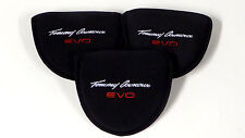 NEW! 3-Tommy Armour EVO Putter Head Cover Choice of Lettering Color Yellow , Gre