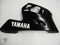 E4. Yamaha YZF R6 RJ03 Verkleidung vorne unten Rechts Bug Seitenverkleidung