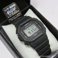 CASIO G-SHOCK GW-5000-1JF Tough Solar Radio Watch Multiband 6 made in japan