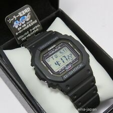 CASIO G-SHOCK GW-5000-1JF Tough Solar Radio Watch Multiband 6 made in japan