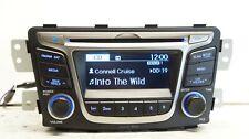 2015-2017 Hyundai Accent FM AM CD Radio Player OEM 96170-1R111RDR