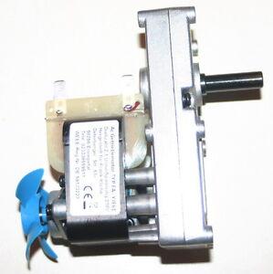 Grillmotor 230V- Getriebemotor 2,1 U/min  bis 100 Kg Grillgut.