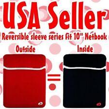 "10.1"" Black Red Reversible Case for ASUS EEE Pad Transformer Prime Tablet PC"