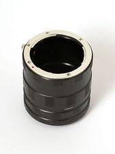 Tubo - Set di tubi di prolunga Macro per Minolta AF / Sony Alpha