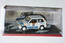Seat Panda 45-Rally Costa Blanca 1984 Escala 1/43