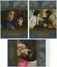 Twilight New Moon Photocards ~ SEEING ALICE 3-Card Insert Set (SE-1,2,3)Topps UK