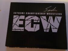 Signed ECW Sandman 8x10 High Photo Quality WWF WWE WCW TNA