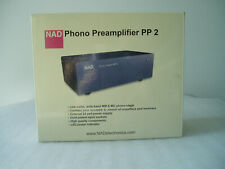 NAD PHONO STAGE AMPLIFIER PP2