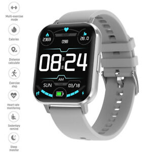 Smart Watch Heart Rate Monitor Activity Tracker Fitness Wristband Sport Modes