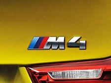 BMW NUOVO ORIGINALE f32 f82 f36 4 Series m4 ETICHETTA ADESIVO Badge Emblema 8054330